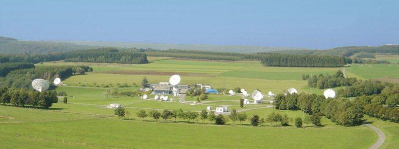 Pôle Redu-Transinne, centre spatial belge