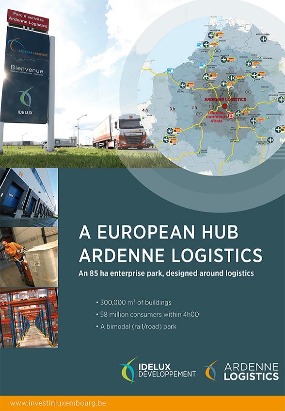 Invest in logistics in Belgium