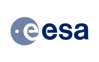 Logo Agence ESA - centre spatial en Luxembourg belge