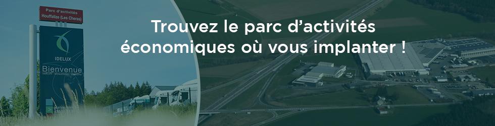 Trouver un parc d'activités économiques en Luxembourg belge